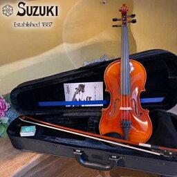 【ふるさと納税】No.310set アウトフィットバイオリン 1/4サイズ   バイオリン ヴァイオリン ケース 弦 弓 セット 高級 学習用 鈴木バイオリン