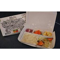 【ふるさと納税】あなたをつくるお弁当<※愛知県日進市内のお届け限定> 【チケット・加工食品・6回・ランチ・体験】