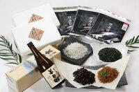 【ふるさと納税】知多のしらす、高級板海苔、人気の佃煮セット(日本酒半田郷付き)