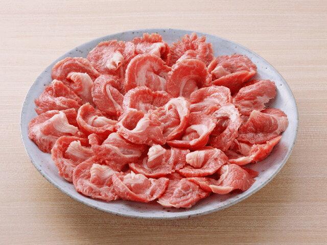 【ふるさと納税】夢やまびこ豚 焼肉セット 1.0kg (幸田町寄付管理番号1910)