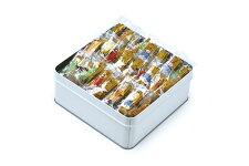 【ふるさと納税】美鹿山荘カレーのおせんべい缶入り