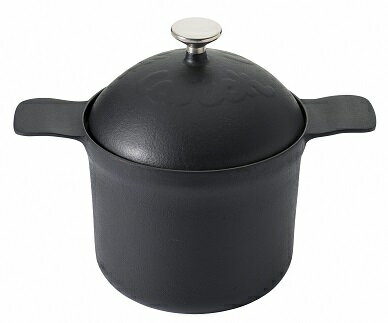 桑原鋳工 鋳物製ごはん釜 5合炊き