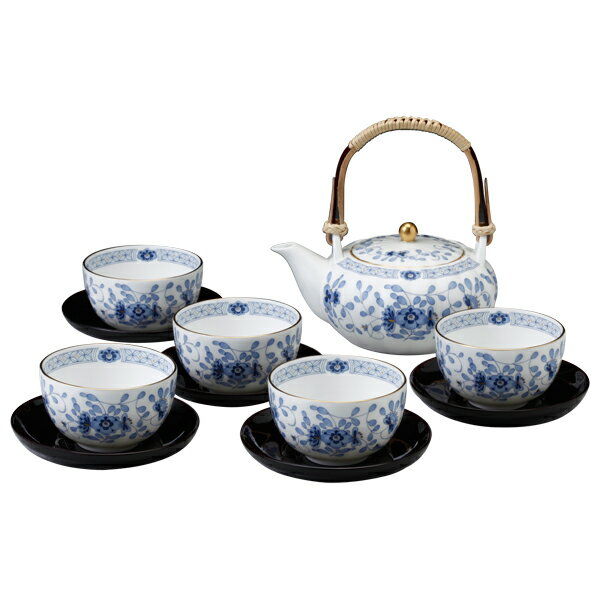 茶道具・湯呑・急須, 湯呑みセット NARUMI