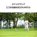 【ふるさと納税】ホテルビワドッグ【ご利用補助券】150,000円分