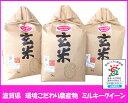 【ふるさと納税】環境こだわり農産物 ミルキークイーン 玄米5...