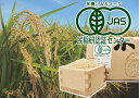 【ふるさと納税】平成29年産新米!JASオーガニック コシヒカリ 玄米 5kg×2袋※着日指定はできません。