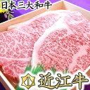 【ふるさと納税】極上近江牛サーロインステーキ【400g(20