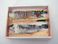 AD08近江本にごろふなずし「比目の魚」雄雌セット
