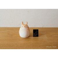 【ふるさと納税】となりのトトロ信楽焼ほんのり灯(LEDライト付)totoro-06
