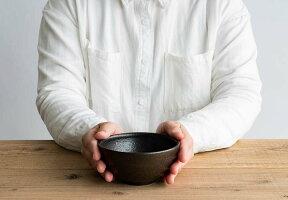 【ふるさと納税】ごはん茶碗とび茶生成りセットs18-wa12