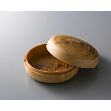 桧(ヒノキ)ジュエリーボックス 約8cm※写真は一例です(提供)君杢