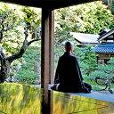 【ふるさと納税】青岸寺 坐禅・写経体験 【体験チケット】