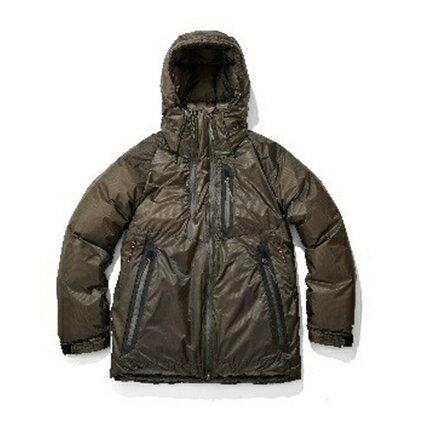 ふるさと納税 NANGAオーロラライトダウンジャケット(カーキ) ファッション・服・男性・メンズ・女性・レディース・ジャケット