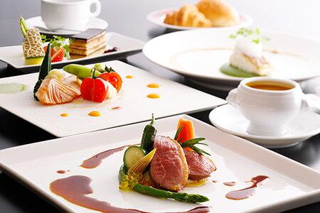 【ふるさと納税】ホテルベルマーレ レストラン フ...の商品画像
