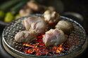 【地鶏】丹波黒どり鉄板焼きセット地鶏丹波黒どり切り身500g・焼肉のたれ1本