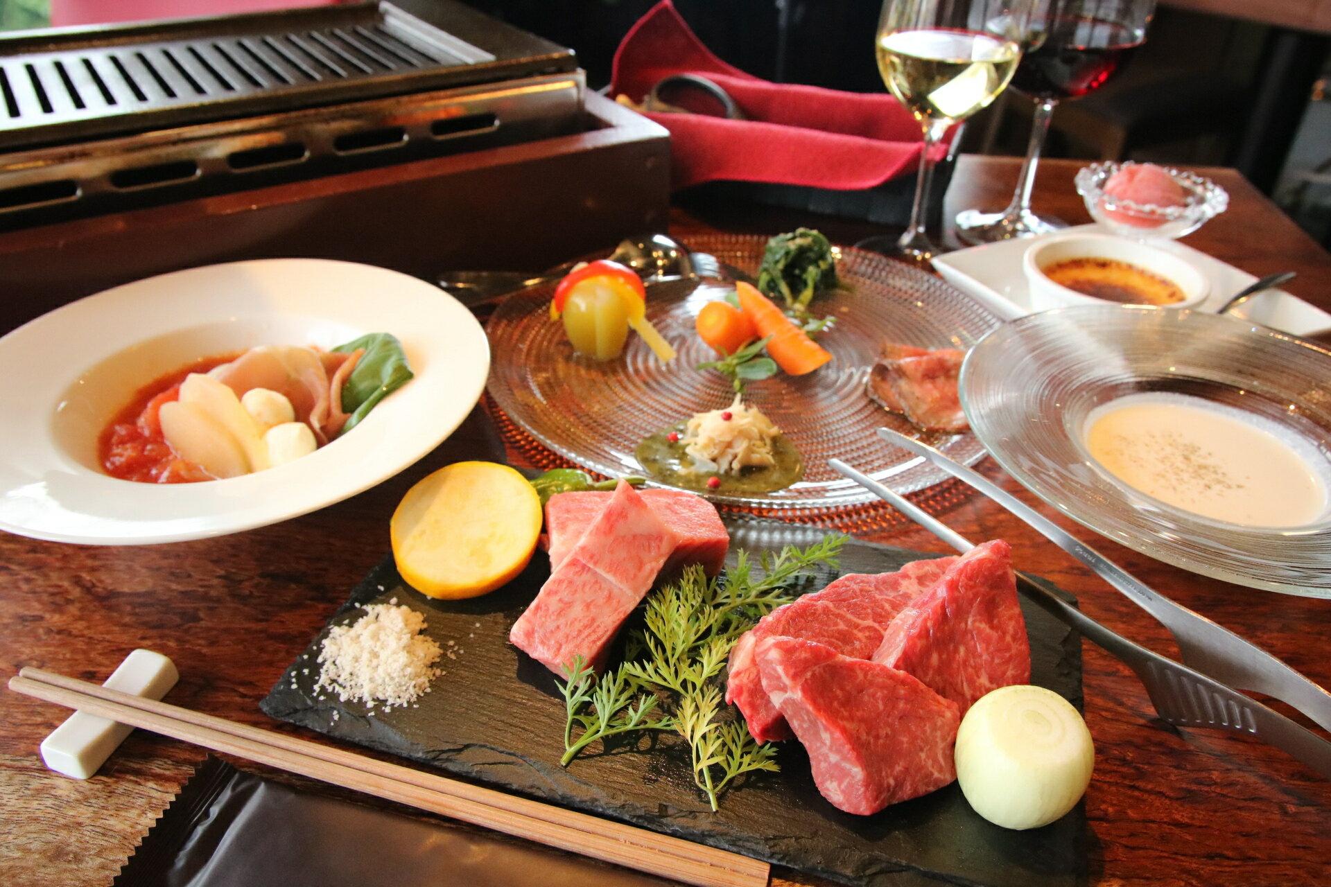 【ふるさと納税】K108 焼肉トラットリア西山 お食事券