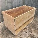 【ふるさと納税】木箱(りんご箱)Aサイズ 62cm×31cm...