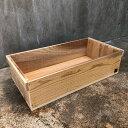 【ふるさと納税】木箱(りんご箱)Bサイズ 62cm×31cm...
