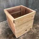 【ふるさと納税】木箱(りんご箱)Dサイズ 31cm×31cm...