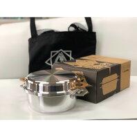 【ふるさと納税】アルミ合金製無水調理鍋 POD+PAN 専用バッグセット