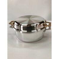 【ふるさと納税】アルミ合金製無水調理鍋 POD+PAN