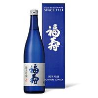 【ふるさと納税】124:福寿純米吟醸化粧箱入り(2)