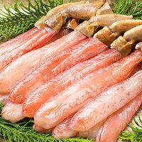 【ふるさと納税】生ズワイ蟹 蟹しゃぶ用棒肉 500g 【ずわい蟹・ずわいガニ・ズワイガニ】