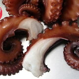 【ふるさと納税】明石ダコのゆでダコ 切り身 300g 【魚貝類・タコ】