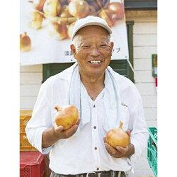 【ふるさと納税】O-23*成井さんちの完熟たまねぎ(5kg)+完熟たまねぎスープ【令和3年春収穫分】 画像1