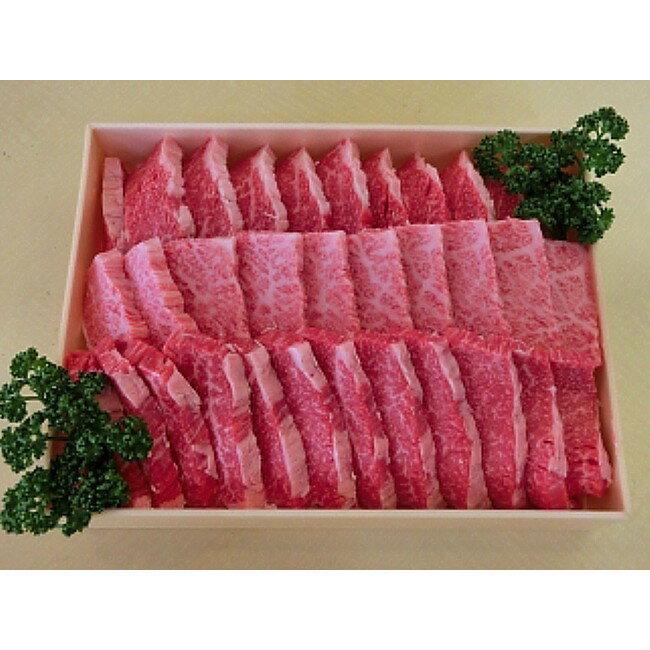 【ふるさと納税】BR16*【元気いただきますプロジェクト】特選淡路ビーフ モモバラ焼き肉用1.6kg