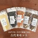 【ふるさと納税】BY33*淡路島の棚田 古代米セット(200...