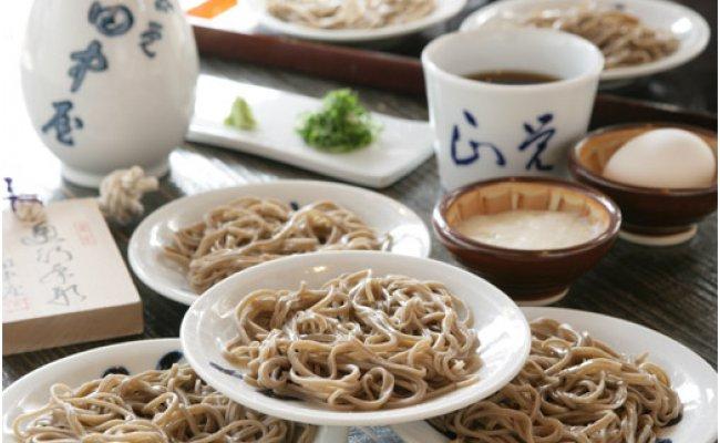 【ふるさと納税】出石蕎麦(6人前)×2(48-046)
