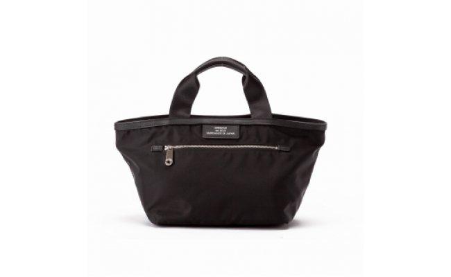 【ふるさと納税】トートバック 豊岡鞄 CDTC-002(ブラック) / カバン かばん