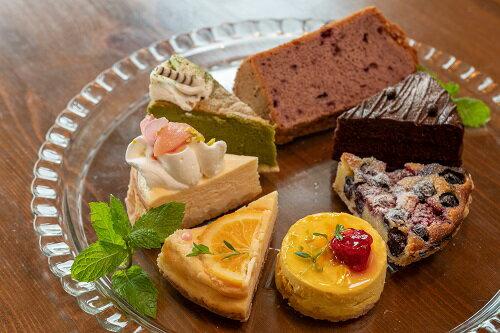 【ふるさと納税】【モモン・スラン】自家製ケーキ...の紹介画像3