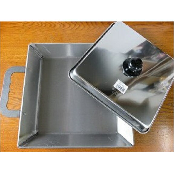 (IH対応)鍛冶屋鍋&フタセット