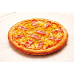 マルゲリータとコーンピザのセット