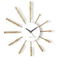 【ふるさと納税】そろクロ・丸(生地) 【インテリア・掛け時計・そろばん】