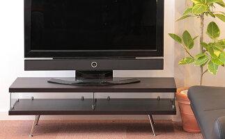 【ふるさと納税】TVボード120 【インテリア/家具・テレビ台】