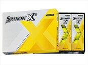 ゴルフボールスリクソンX2イエロー