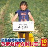 【ふるさと納税】淡路島たまねぎAIKU玉(愛育玉)10kg