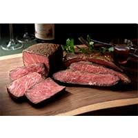 【ふるさと納税】142国産牛ローストビーフセット(サーロイン&もも肉)