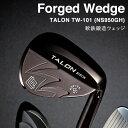 【ふるさと納税】藤本技工製 ゴルフクラブ TALONウェッジ TW-101