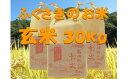 【ふるさと納税】B014 福崎町のお米30kg(玄米)(新米...
