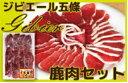 【ふるさと納税】五條産ジビエ ?シカ肉セット600g? お鍋や焼き肉等に!