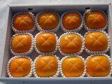 【ふるさと納税】たねなし柿 7.5kg箱(24〜26個入)※2021年10月上旬〜11月上旬頃に順次発送予定