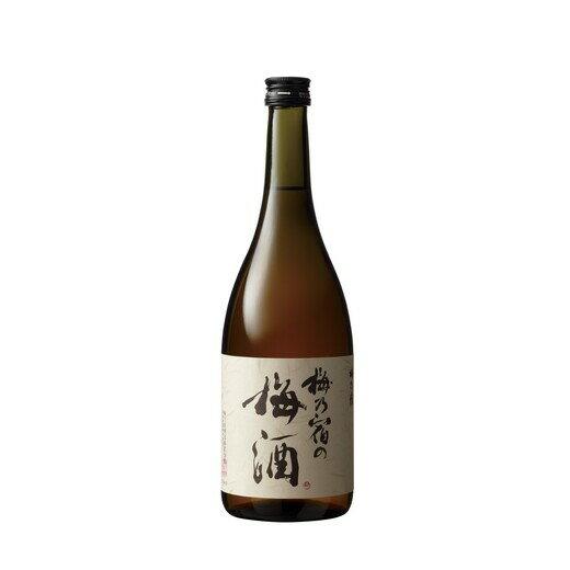 おすすめ5位:梅乃宿 梅酒 720ml/熟成 ブレンド