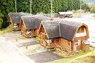 ふるさと納税奈良県の大人気コテージ