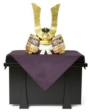 【ふるさと納税】兜 特大 義山作奈良の伝統工芸 一刀彫奈良人形【限定2個】