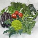 【ふるさと納税】旬の奈良野菜セット (旬の野菜7品以上が入ります)