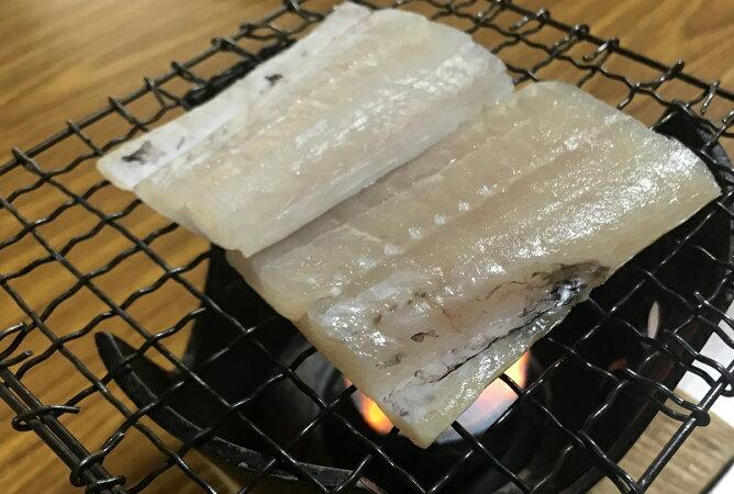 【ふるさと納税】紀州備長炭干し太刀魚干物270~300g